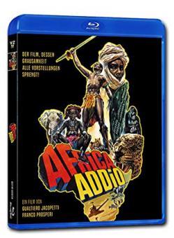Africa Addio (Uncut) (1966) [FSK 18] [Blu-ray]