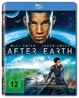 After Earth (2013) [Blu-ray]