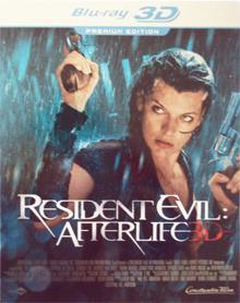 Resident Evil - Afterlife (3D + 2D Version im Limited Steelbook) (2010) [3D Blu-ray]