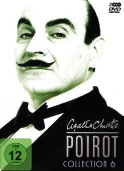 Agatha Christie - Poirot Collection 6 (3 DVDs)