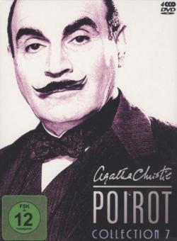 Agatha Christie - Poirot Collection 7 (4 DVDs)