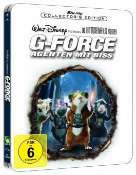 G-Force - Agenten mit Biss (Steelbook) (2009) [Blu-ray]
