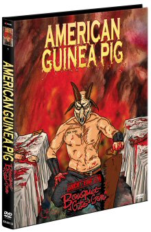 American Guinea Pig: Bouquet of Guts and Gore (Limited Mediabook, 2 DVDs, Cover D) (2015) [FSK 18]