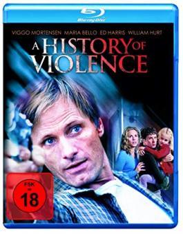 A History of Violence (2005) [FSK 18] [Blu-ray]