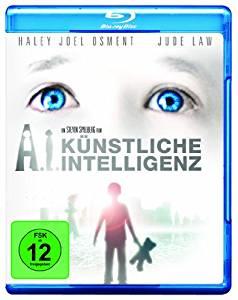 A.I. Künstliche Intelligenz (2001) [Blu-ray]