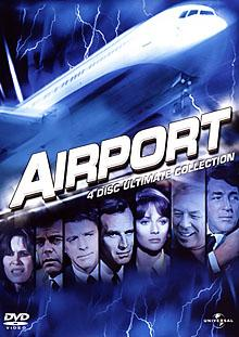 Airport - 4 Disc Ultimate Collection (4 DVDs)