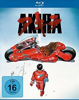 Akira (1988) [Blu-ray]