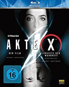 Akte X - Der Film/Jenseits der Wahrheit (2 Discs) [Blu-ray]