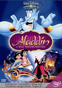 Aladdin (Special Edition, 2 DVDs) (1992)
