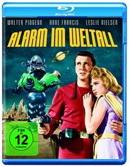 Alarm im Weltall (1956) [Blu-ray]