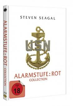 Alarmstufe Rot 1&2 (Limited Mediabook, Cover Weiss) [FSK 18] [Blu-ray]