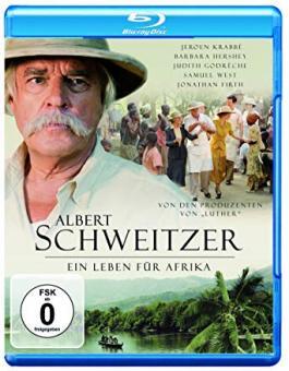 Albert Schweitzer - Ein Leben für Afrika (2009) [Blu-ray]