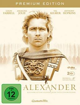Alexander (Premium Edition, 2 DVDs)
