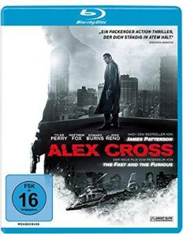 Alex Cross (2012) [Blu-ray]