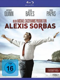 Alexis Sorbas (1964) [Blu-ray]