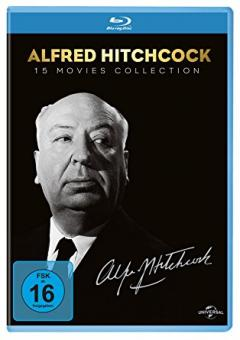Alfred Hitchcock-Collection (15 Discs) [Blu-ray]