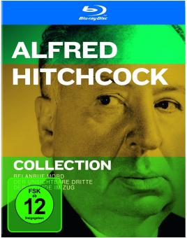 Alfred Hitchcock Collection (Blu-ray + 3D Blu-ray) [3D Blu-ray]