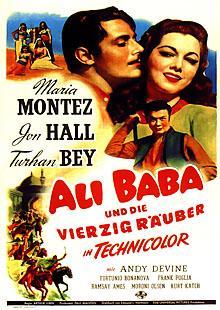 Ali Baba und die vierzig Räuber (1944)