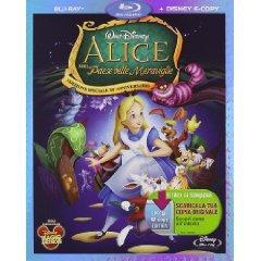 Alice im Wunderland (Special Edition inkl. Digital Copy) (1951) [EU Import mit dt. Ton] [Blu-ray]
