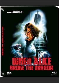 When Alice Broke the Mirror (Uncut, im Schuber) (1988) [FSK 18] [Blu-ray]