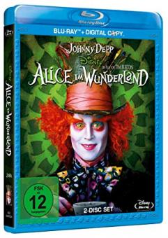 Alice im Wunderland (2 Discs inkl. Digital Copy) (2009) [Blu-ray]