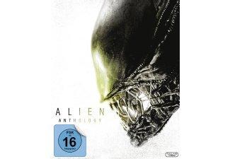 Alien Anthology (Limitierte Sonderedition, 4 Discs) [Blu-ray]