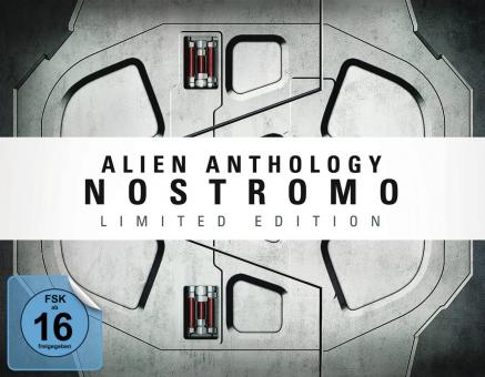 Alien Anthology Nostromo (6 Disc Limited Edition) [Blu-ray]