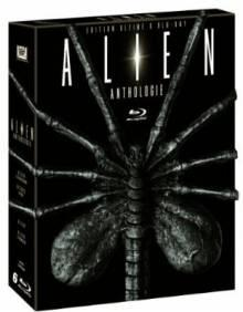 Alien Anthology (Facehugger Edition im Relief-Schuber) (6 Discs) [Blu-ray]