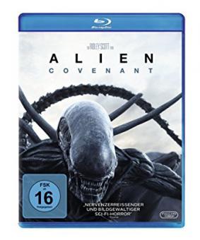 Alien: Covenant (2017) [Blu-ray]
