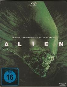 Alien (Steelbook) (1979) [Blu-ray]
