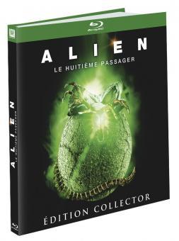 Alien (2 Discs, Mediabook) (1979) [EU Import mit dt. Ton] [Blu-ray]
