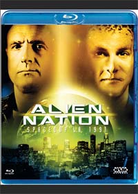 Alien Nation - Spacecop L.A. 1991 (1988) [Blu-ray]