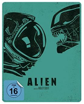 Alien (Limited Steelbook) (1979) [Blu-ray]