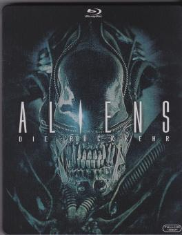 Alien 2 - Die Rückkehr (Limited Steelbook) (1986) [Blu-ray]