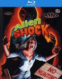 Alien Shock (1980) [FSK 18] [Blu-ray]