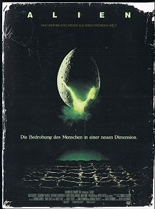 Alien (Limited VHS-Tape Edition) (1979) [Blu-ray]