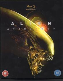 Alien Anthology (6 Discs, Digipak, Erstauflage) [UK Import mit dt. Ton] [Blu-ray]