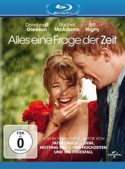 Alles eine Frage der Zeit (2013) [Blu-ray]