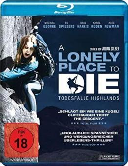 A Lonely Place to Die - Todesfalle Highlands (2011) [FSK 18] [Blu-ray]