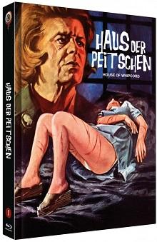 Das Haus der Peitschen (Limited Mediabook, Blu-ray+DVD, Cover C) (1974) [FSK 18] [Blu-ray]
