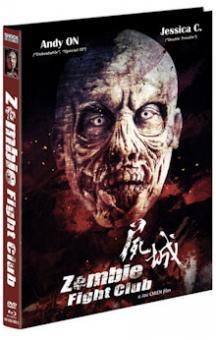 Zombie Fight Club (Limited Mediabook, Blu-ray+DVD, Cover C) (2014) [FSK 18] [Blu-ray]