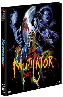 The Mutilator (Limited Mediabook, Blu-ray+DVD, Cover C) (1985) [FSK 18] [Blu-ray]
