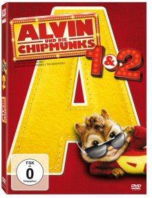 Alvin und die Chipmunks 1 & 2 (2 Discs)