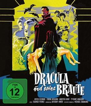 Dracula und seine Bräute (1960) [Blu-ray]