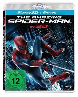 The Amazing Spider-Man (3D Blu-ray+Blu-ray) (2012) [3D Blu-ray]