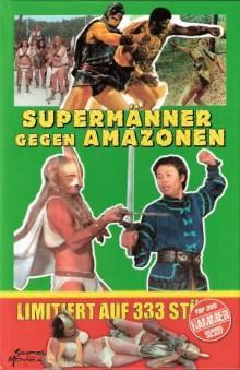 Supermänner gegen Amazonen (Große Hartbox, Limitiert auf 333 Stück) (1975) [FSK 18]