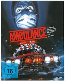 Ambulance (3 Disc Limited Mediabook, Blu-ray+2 DVDs) (1990) [Blu-ray]