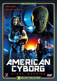 American Cyborg (Uncut, Kleine Hartbox) (1994) [FSK 18]