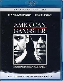 American Gangster - Extended Edition (2007) [Blu-ray]