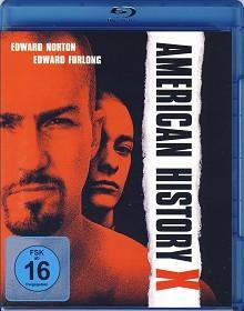 American History X (1998) [Blu-ray]